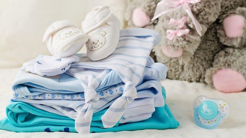 Как выбрать одежду для новорождённого